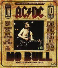 Cover AC/DC - No Bull - The Directors Cut [DVD]